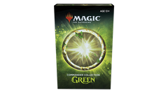 Magic: The Gathering. Commander collection: Green