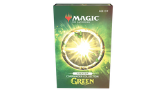 Magic: The Gathering. Premium Commander collection: Green