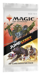 Magic: The Gathering. Jump Start. Бустер