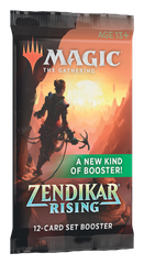 Magic: The Gathering. Set Zendikar Rising. Бустер